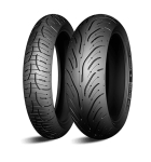 Мотошина 120/60ZR17 M/C TL (55W) PILOT ROAD 4 STD F MICHELIN
