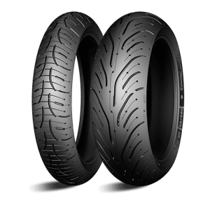 Мотошина 120/70 R 15 M/C 56H PILOT ROAD 4 SCOOTER F TL  MICHELIN