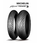 Мотошина 120/60ZR17 M/C TL (55W) PILOT POWER 3 F MICHELIN