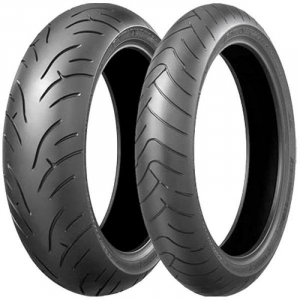 Мотошина 190/55 ZR17 TL (75W) BATTLAX BT-023 GT BRIDGESTONE