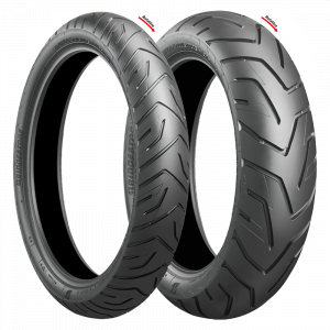 Мотошина 170/60 R17 A41R 72V TL BATTLAX ADVENTURE A41 BRIDGESTONE