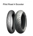 Мотошина 120/70 R 14 M/C 55H PILOT ROAD 4 SCOOTER F TL  MICHELIN