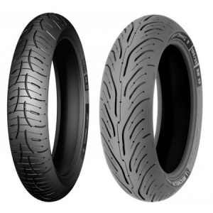 Мотошина 180/55ZR17 M/C TL (73W) PILOT ROAD 4 GT R MICHELIN